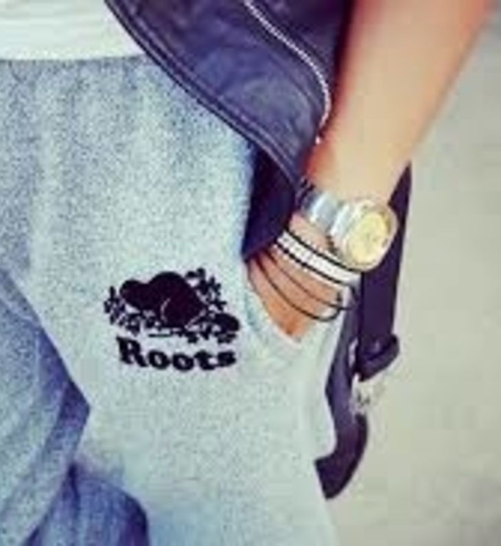 roots sweatpants