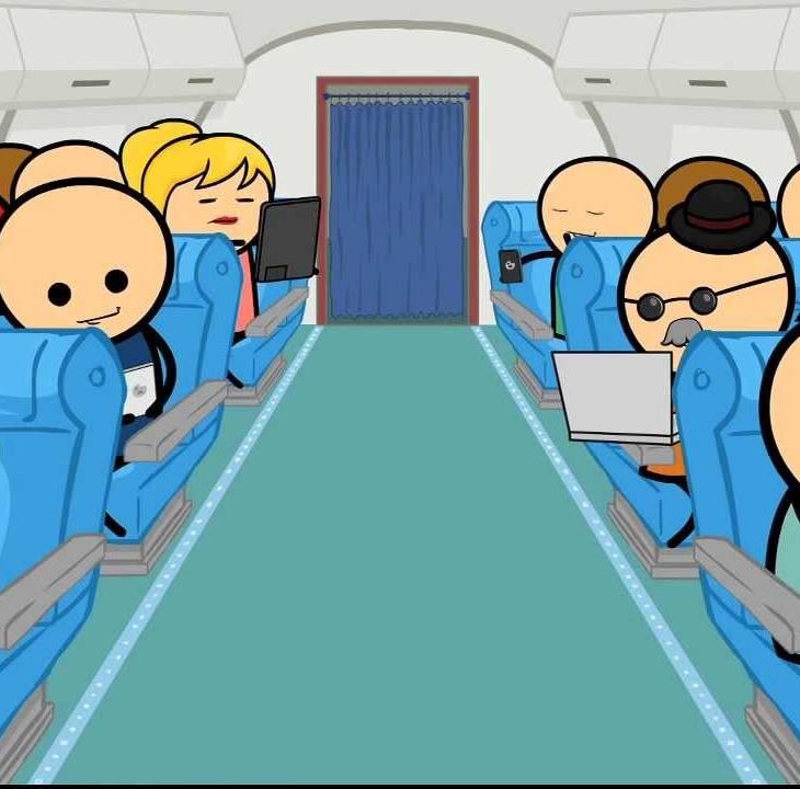 enjoy flying