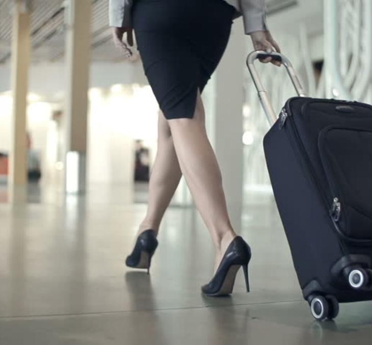 working mom travel