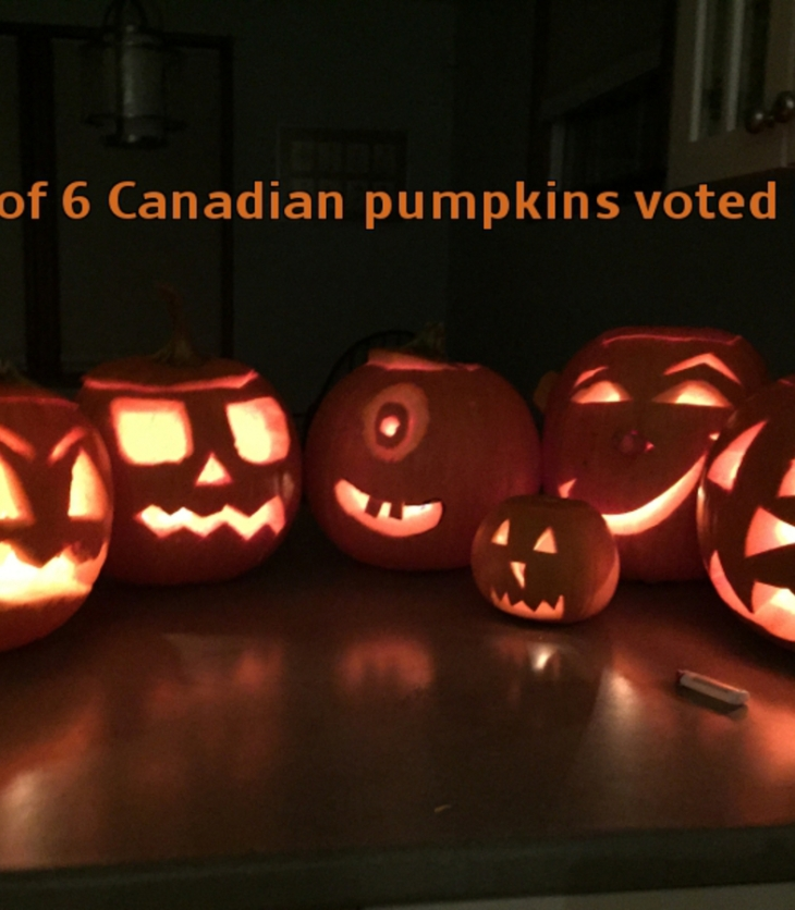 Canadian-pumpkins